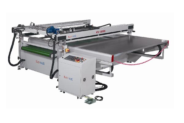 High Precision Large Format Optoelectronics Screen Printing Machine